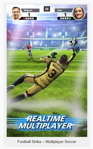 Football Strike – Multiplayer Soccer 1.19.0 Apk Full for android