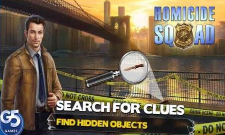 Homicide Squad: Hidden Crimes 2.24.2900 Apk + Mod Money for android