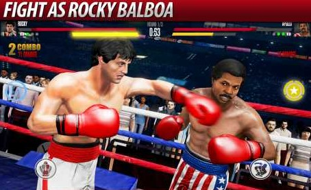 Real Boxing 2 ROCKY 1.9.10 Apk + Mod (a lot of money) + Data