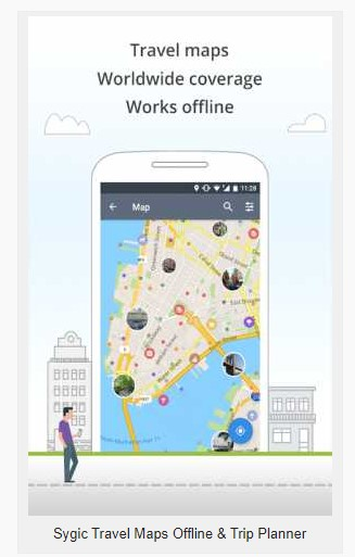 Sygic Travel Maps Offline & Trip Planner 5.11.3 Apk (Unlocked) for android