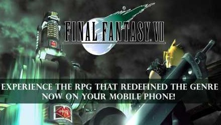 FINAL FANTASY VII Full 1.0.29 Apk + Data