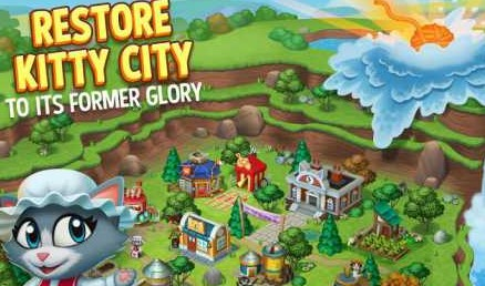 Kitty Cat Farm Simulation Game 17.000 Apk + Mod